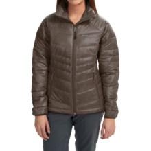 Columbia Sportswear Gold Omni-Heat® 650 TurboDown Jacket - 550 Fill Power (For Women) in Mineshaft - Closeouts
