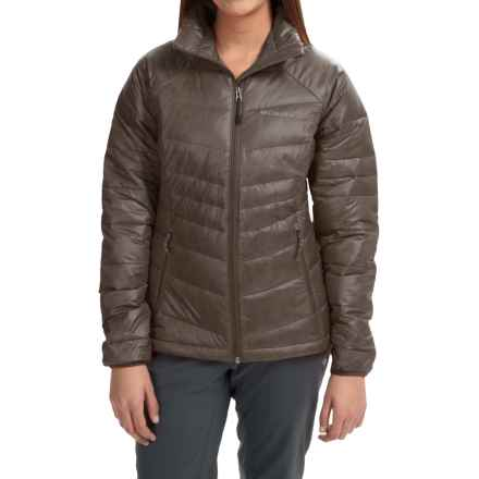 Columbia Sportswear Gold Omni-Heat® 650 TurboDown Jacket - 550 Fill Power (For Women) in Mineshaft - Closeouts