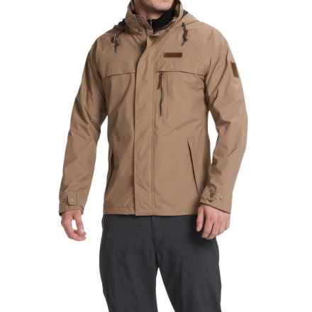 Columbia Sportswear Good Ways Omni-Tech® Jacket - Waterproof (For Men) in Delta - Closeouts