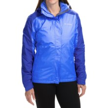 Columbia Sportswear Gotcha Groovin' Jacket - Insulated (For Women) in Harbor Blue/Blue Macaw - Closeouts