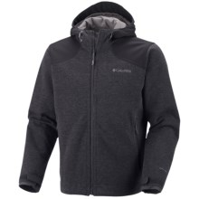 Columbia Sportswear Grade Max Omni-Heat® Hooded Jacket (For Men) in Black - Closeouts