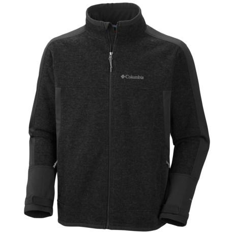 Columbia Sportswear Grade Max Omni-Heat® Jacket - Windproof (For Men) in Dark Moss