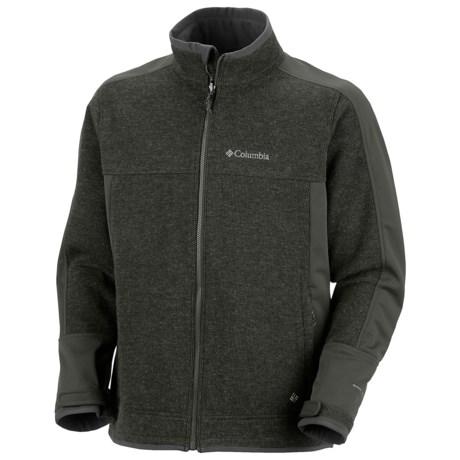Columbia Sportswear Grade Max Omni-Heat® Jacket - Windproof (For Men) in Gravel