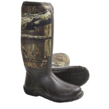 Columbia Sportswear Grand Lake Hunting Boots - Waterproof (For Men) in Mossy Oak Infinity - Closeouts