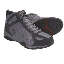 Columbia Sportswear Granite Pass OutDry® Mid Hiking Boots - Waterproof (For Men) in Boulder/Cayenne