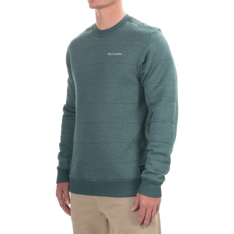 Columbia Sportswear Great Hart Mountain Crew Fleece Sweatshirt (For Men)