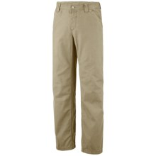 Columbia Sportswear Griphoist Pants - UPF 50 (For Men) in Verdant - Closeouts