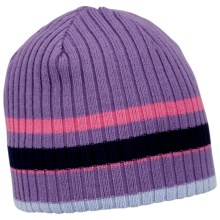 Columbia Sportswear Hampton Trail II Beanie Hat (For Kids) in Heliotrope - Closeouts
