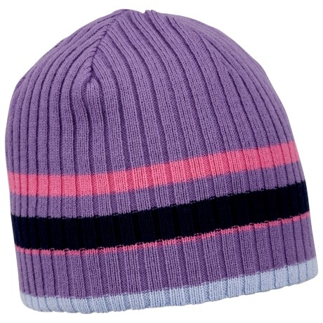 Columbia Sportswear Hampton Trail II Beanie Hat (For Kids) in Heliotrope