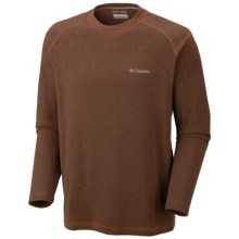 Columbia Sportswear Hard Edge Shirt - Long Sleeve (For Men) in Cedar Heather - Closeouts