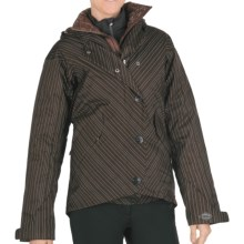 Columbia Sportswear Harlow Parka - Waterproof, Insulated, Removable Liner (For Women) in Bark - Closeouts