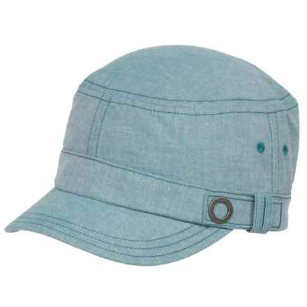 Columbia Sportswear Harper Patrol Chambray Cap (For Women) in Cloudburst Chambray - Closeouts