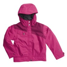 Columbia Sportswear Haute Belle Jacket (For Girls) in Posey - Closeouts