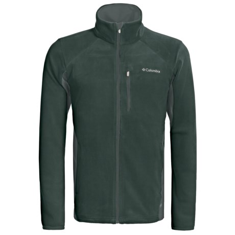 Columbia Sportswear Heat 360 II Omni-Heat® Fleece Jacket (For Men) in Deep Woods