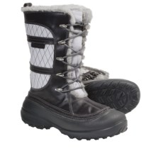 Columbia Sportswear Heather Canyon Omni-Heat® Winter Boots - Waterproof, Insulated (For Women) in Pewter - Closeouts
