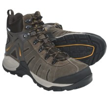 Columbia Sportswear Hellion OutDry® Hiking Boots - Waterproof (For Men) in Mud/Treasure - Closeouts