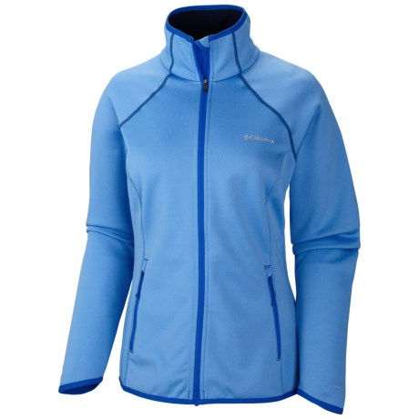 photo: Columbia Helter Shelter Fleece Jacket