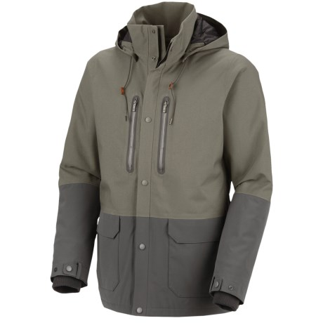 Columbia Sportswear Hemlock Road Omni-Tech® Jacket - Waterproof (For Men) in Cypress