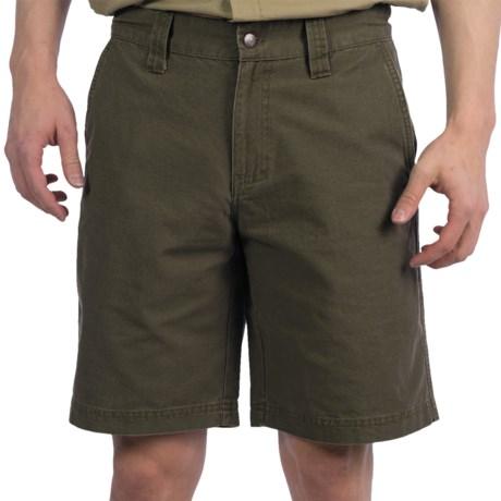 Columbia Sportswear Heritage Hill Shorts - Omni-Shade® UPF 50 (For Men) in Peatmoss