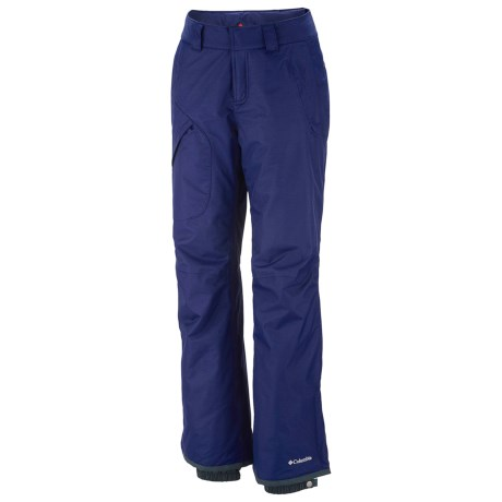 Columbia Sportswear High Volt Omni-Tech® Omni-Heat® Snow Pants - Waterproof (For Plus Size Women) in 432 Aristocrat
