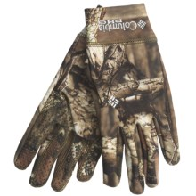 Columbia Sportswear Hit the Trail Camo Gloves (For Men) in Breakup Infinity - Closeouts