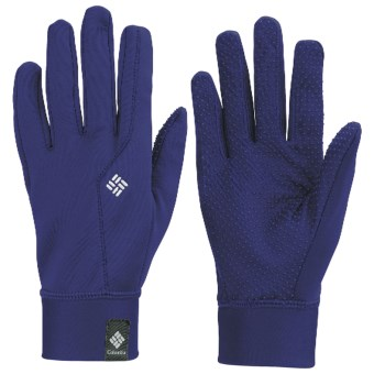 Columbia Sportswear Hit the Trail Omni-Heat® Gloves (For Men) in Aristocrat
