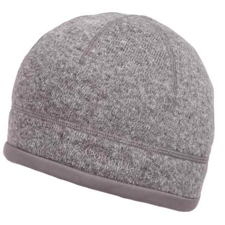 Columbia Sportswear Horizon Divide Beanie (For Men and Women) in Boulder - Closeouts