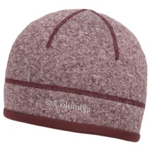 Columbia Sportswear Horizon Divide Beanie (For Men and Women) in Elderberry - Closeouts