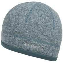 Columbia Sportswear Horizon Divide Beanie (For Men and Women) in Everblue - Closeouts