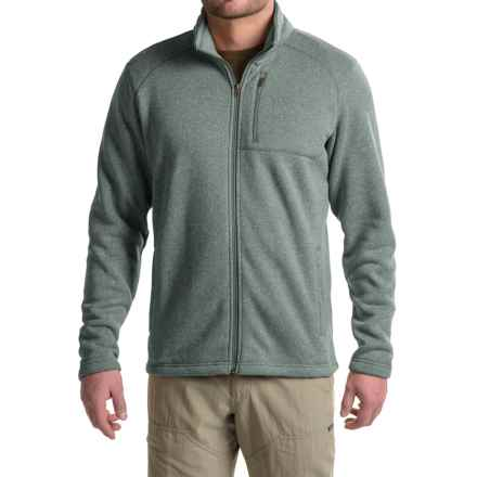 Columbia Sportswear Horizon Divide Fleece Jacket (For Men) in Pond Heather - Closeouts