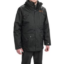 Columbia Sportswear Horizons Pine Interchange Omni-Heat® Jacket - Waterproof, Insulated, 3-in-1 (For Men) in Dark Moss/Dark Moss - Closeouts
