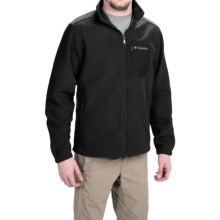 Columbia Sportswear Hot Dots II Omni-Heat® Jacket - Full Zip (For Men) in Black - Closeouts