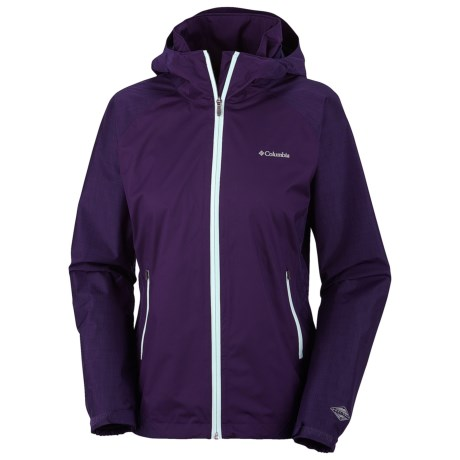 Columbia Sportswear Hot Thought Omni-Heat® Jacket - Waterproof (For Women) in Dark Plum