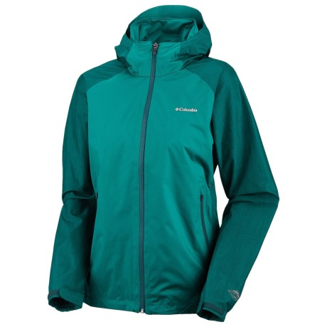 Columbia Sportswear Hot Thought Omni-Heat® Jacket - Waterproof (For Women) in Emerald