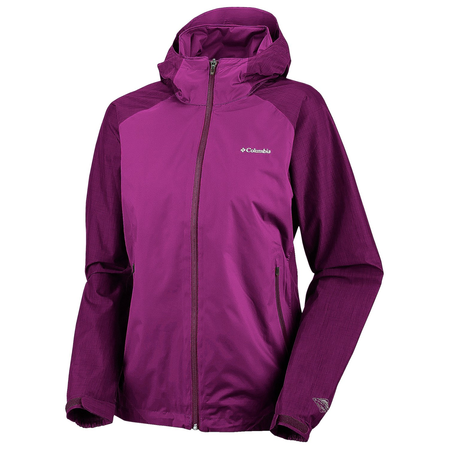 Columbia Tested Tough In Pink Mighty Lite II Womens Jacket 2013