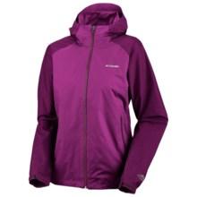 Columbia Sportswear Hot Thought Omni-Heat® Jacket - Waterproof (For Women) in Groovy Pink - Closeouts