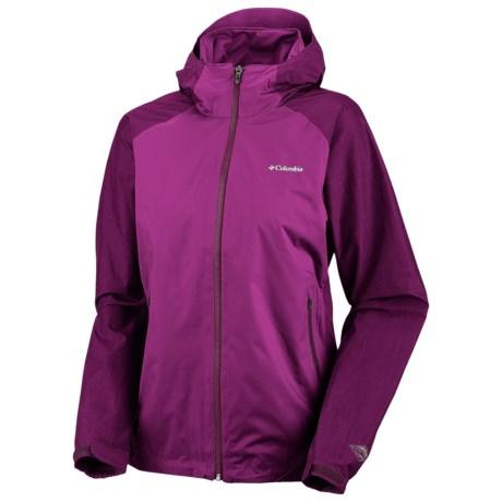 Columbia Sportswear Hot Thought Omni-Heat® Jacket - Waterproof (For Women) in Groovy Pink