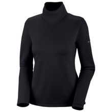 Columbia Sportswear I2O Turtleneck - Long Sleeve (For Women) in Black - Closeouts