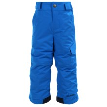 Columbia Sportswear Ice Slope II Snow Pants - Insulated (For Toddlers) in Hyper Blue - Closeouts