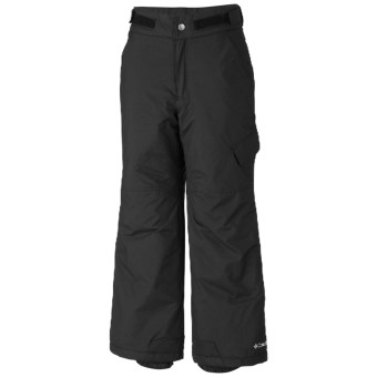 Columbia Sportswear Ice Slope Winter Pants (For Boys) in Black
