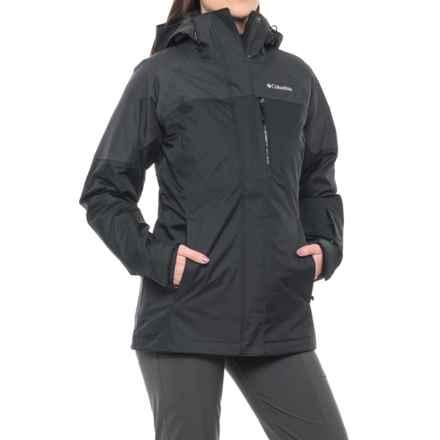 Columbia Sportswear In-Bounds 590 TurboDown® Jacket - Waterproof, Insulated (For Women) in Black