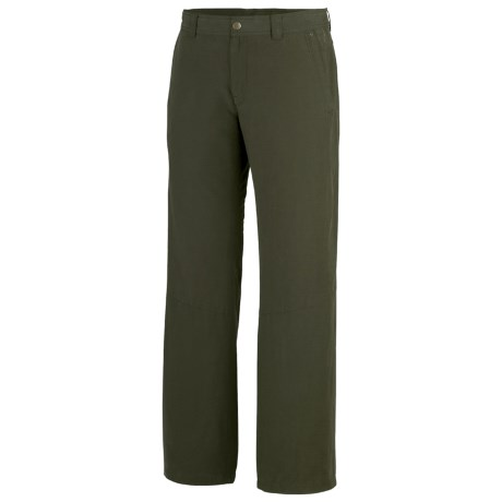 Columbia Sportswear In Reverse Pants - Lined (For Men) in Greenscape