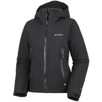Columbia Sportswear In the Light Omni-Dry® Omni-Heat® Jacket - Waterproof (For Women) in Black