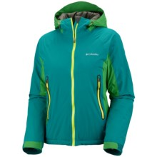 sale item: Columbia Sportswear In The Light Omni-dry® Omni-heat® Jacket Waterproof Womens