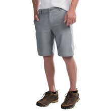 Columbia Sportswear Incogneato Novelty Shorts - Omni-Wick®, UPF 50 (For Men) in Grey Ash - Closeouts