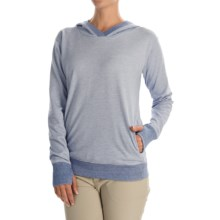 Columbia Sportswear Inner Essence Pullover Hoodie (For Women) in Bluebell - Closeouts