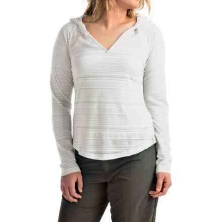 Columbia Sportswear Inner Luminosity Hoodie (For Women) in White - Closeouts