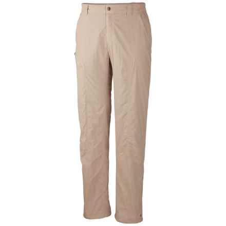 Columbia Sportswear Insect Blocker Cargo Pants - UPF 30 (For Men) in Fossil - Closeouts