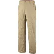 Columbia Sportswear Insect Blocker Cargo Pants - UPF 30 (For Men) in Twill - Closeouts