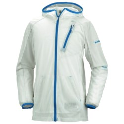 Columbia Sportswear Insect Blocker® Mesh Jacket (For Youth) in Ice Grey